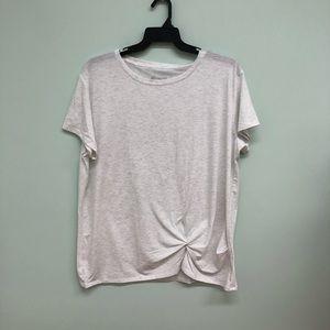 CloudVeil   Women's Twist T-Shirt   White